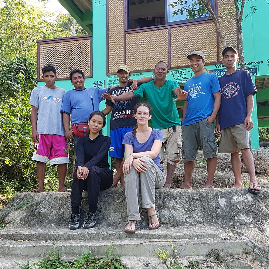 Notre programme de conservation aux Philippines Image